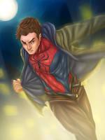 The Amazing Spider-Man by nursury0