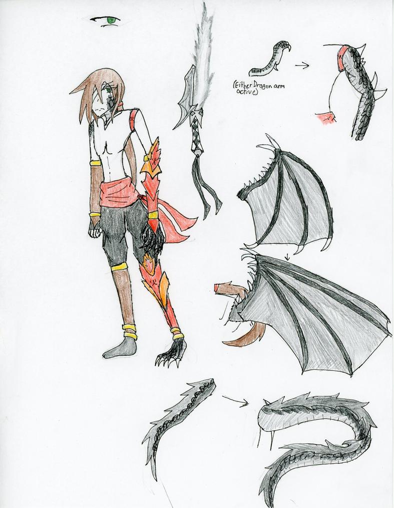 dragon blade - wrath of fire - kaze wergarviralomegashadow on