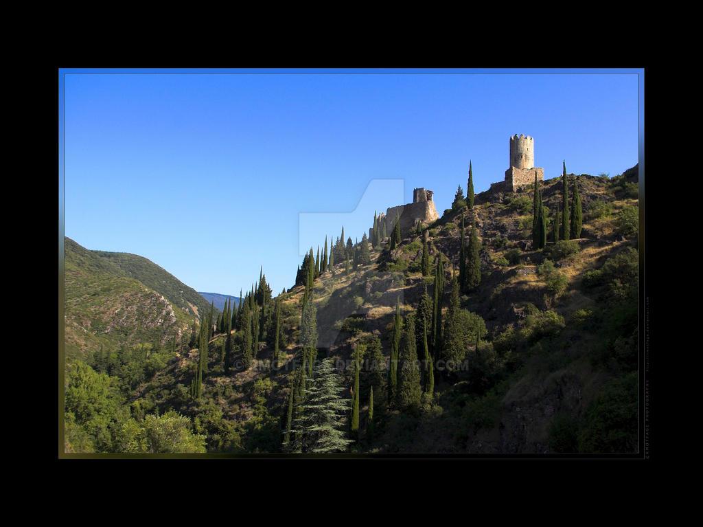 Lastours Castles by rmotfage