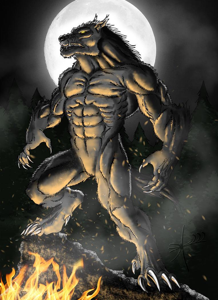 Werewolf by szhaddad2