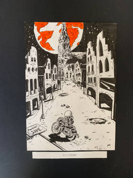 Muenster on the Moon