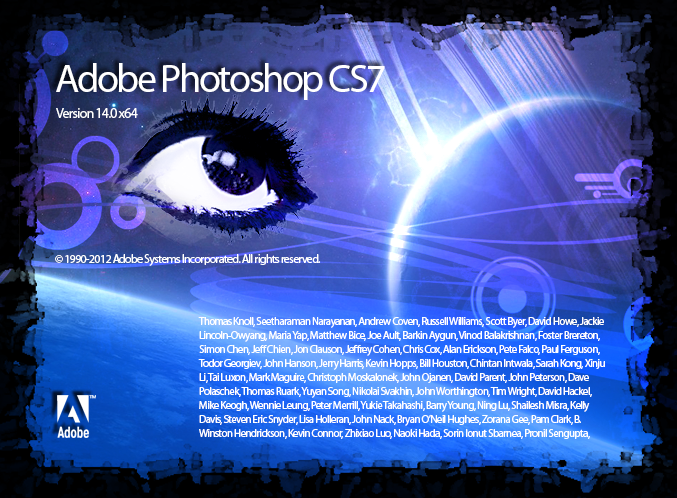 Photoshop Cs7 My Version By Shadning On Deviantart