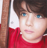 Another drawing with colored pencils by marcodefave