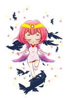 Otafuse' mascot - Oracle Aki