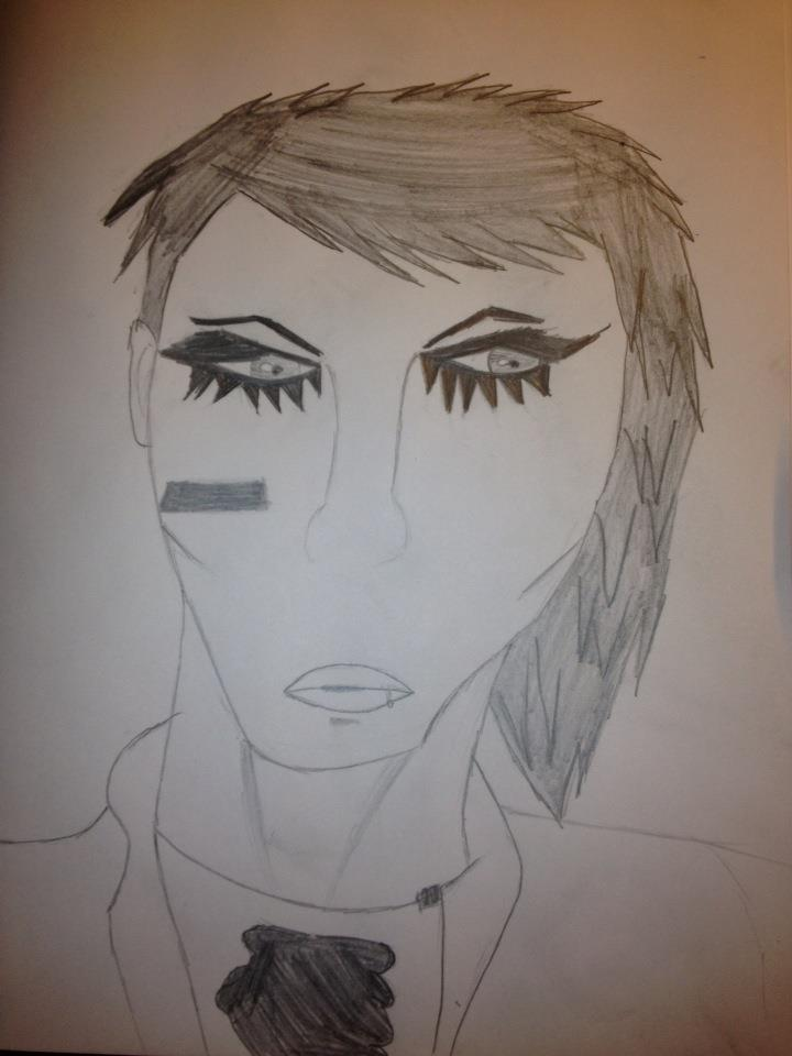 Andy Biersack by AccesToEverthing