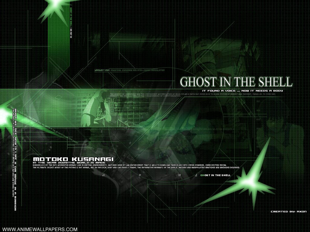 Ghost In The Shell By Lordofrings On Deviantart