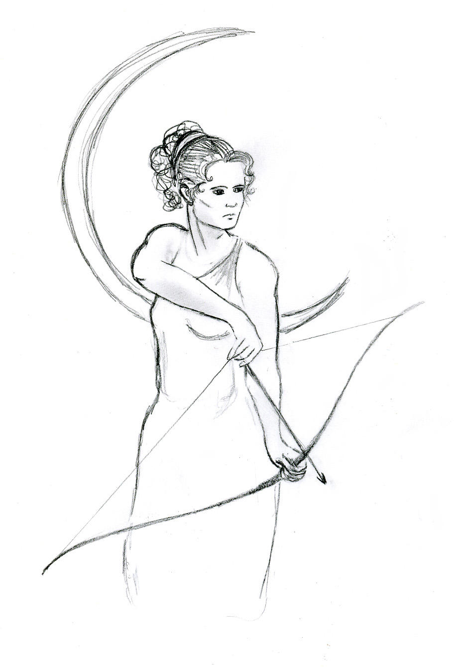 artemis graphite by casteen on deviantart