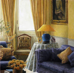 Interior by bongoshock