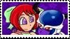 Purpleberry Stamp by BriskGoddess