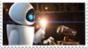 Eve x Wall-e stamp by BriskGoddess