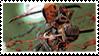 Deathstroke stamp by BriskGoddess