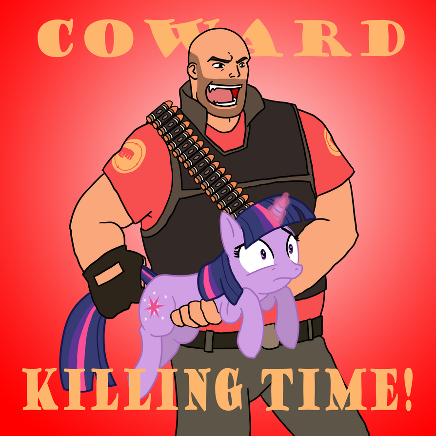 Coward Killing Time by JinglesRasco