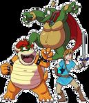 My Smash Bros. Ultimate Mains
