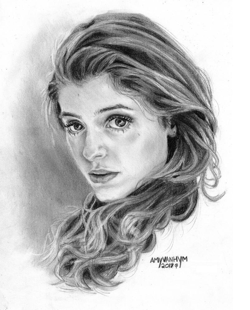 Natalia Dyer by AmyVanHym
