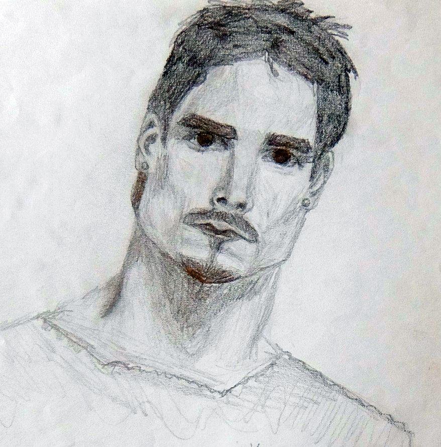1999 - Kevin Richardson (14 yo) by AmyVanHym