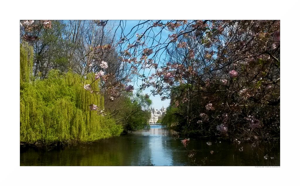 St. James Park, London by sandor-laza