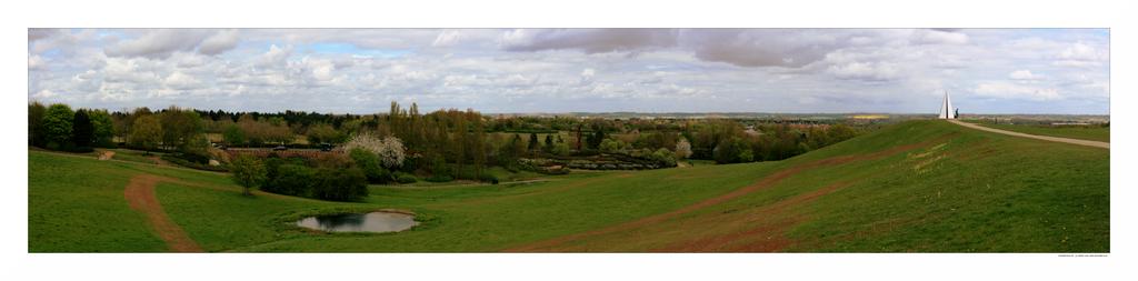 Campbell Park III, Milton Keynes, United Kingdom by sandor-laza