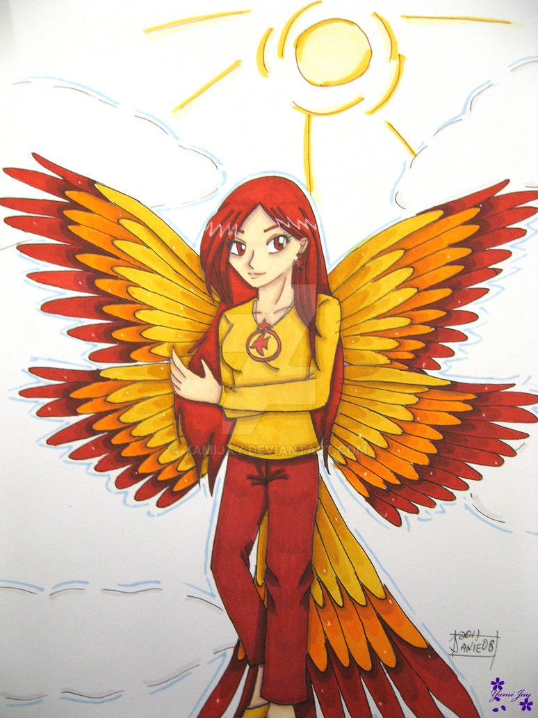 Pokemon - Human Moltres by YamiJay on DeviantArt