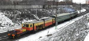 Repair service train