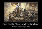 For Faith, Tsar and Fatherland