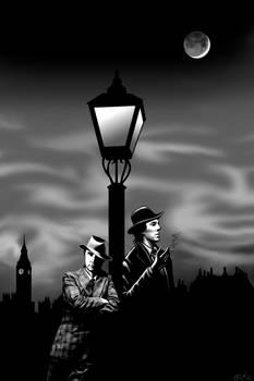 Sherlock Noir