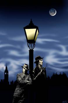 Sherlock Noir (in colour)