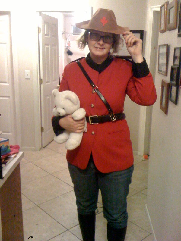 Mountie Canada Cosplay by Ranger-Of-Ithilien ...  sc 1 st  DeviantArt : mountie halloween costume  - Germanpascual.Com