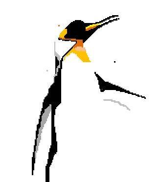 Pixel Pingouin By Elfatigo On Deviantart