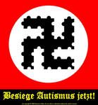 Besiege Autismus jetzt by jmg124