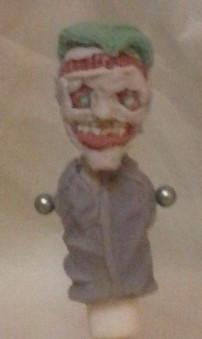 Joker SD WIP by vampirewombat