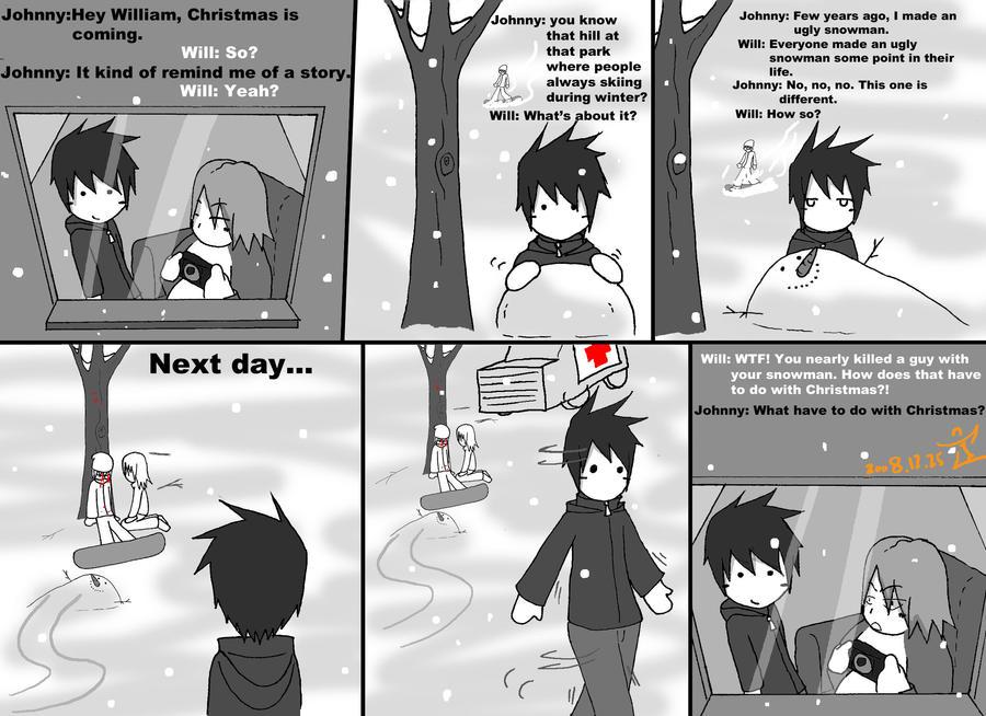 Johnny\'s Christmas story by Jadeoflight on DeviantArt