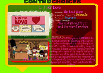 ControChoices- L is for Love by Hipsterchipster