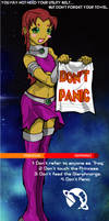 Hitchhiker's Guide to Tamaran by The-Government