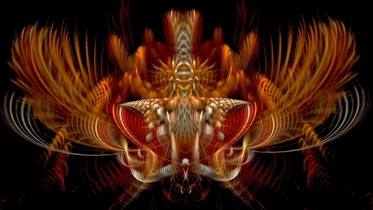 Sanguine Regis  JWildfire Series #1 by Tate27kh