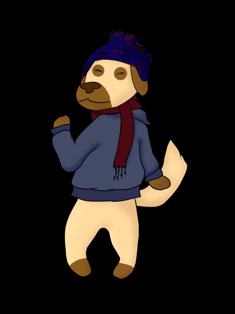 Meet Bruno! by CrazyInfin8
