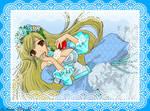 White Asuka as Snowhite
