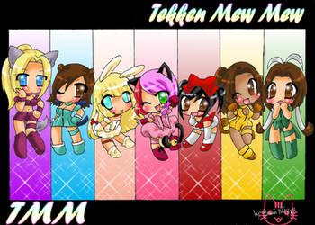 TMM-Tekken Mew Mew- by DesireeU
