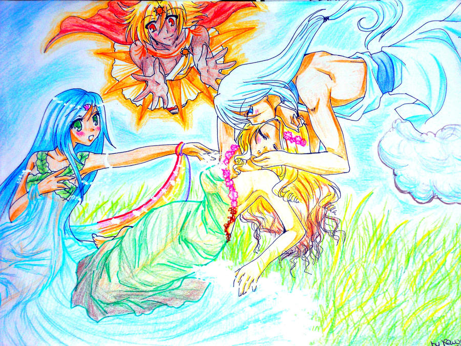 CE .:Awakening of Earth:. by Desiree-U