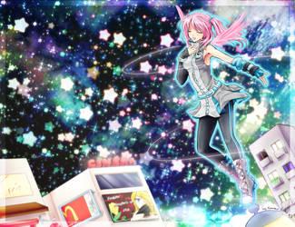 Voice of a Cyber Angel by DesireeU