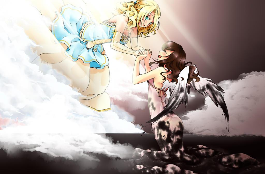 .:You Make Me Reach Heavens:. by Desiree-U