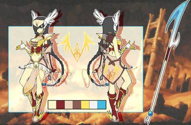 Valkyrie Adoptable [CLOSED]