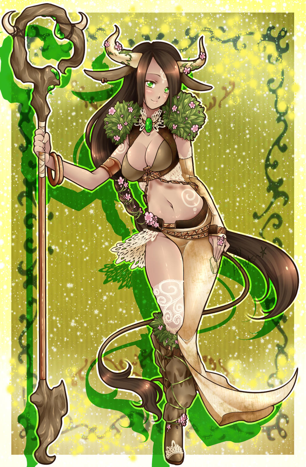 Naked druid adult pictures
