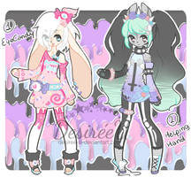 Pastel Goth Adopts (CLOSED)