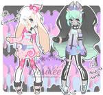 Pastel Goth Adopts (CLOSED)