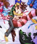 :HBD: After Party -textureless-