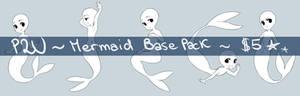 P2U Mermaid Base Set