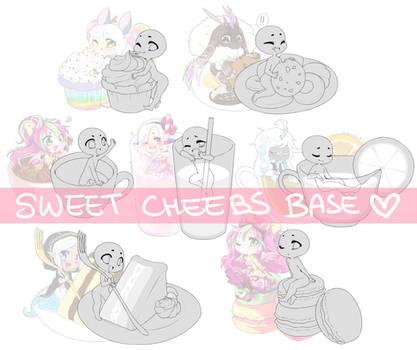 Sweet Cheebs Base Pack