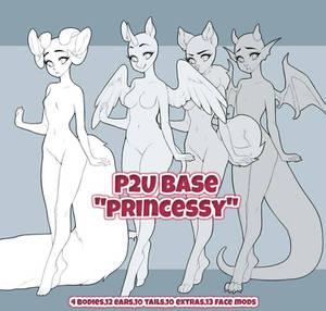 P2U Princessy Base