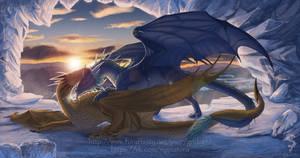 Commission Ice by Godzi15