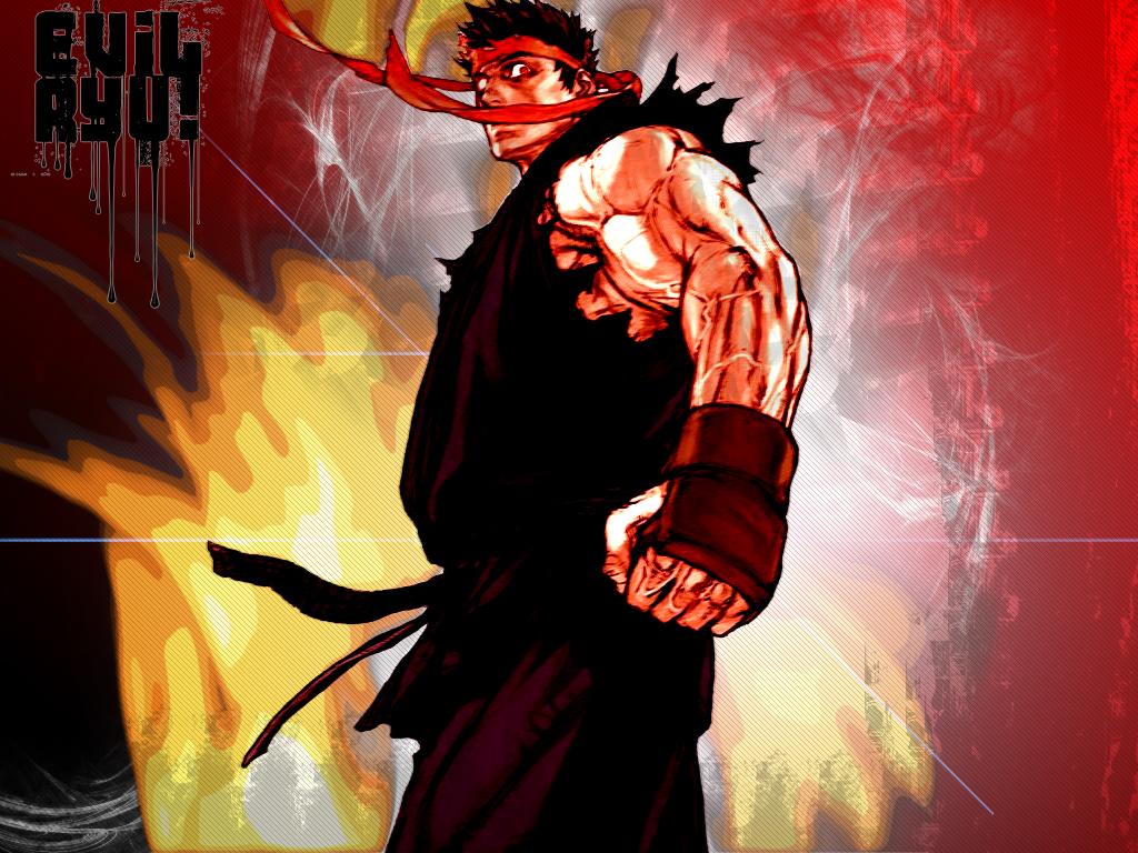 Evil Ryu By Y Studios On Deviantart